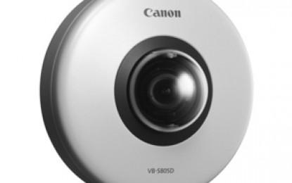 Canon élargit sa gamme de produits ultra compacts avec l'introduction de deux caméras réseau 1,3 MP à analyse avancée