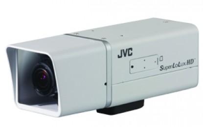 JVC annonce une nouvelle gamme de caméras super LoLux HD2